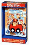 Firefighter Sam Finds a Friend: Fisher-Price Little People Take-Me-Out PlayBooks (Fisher Price Take Me Out) - Susan Hood