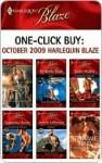One-Click Buy: October 2009 Harlequin Blaze - Jacquie D'Alessandro