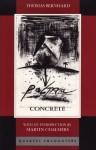 Concrete - Thomas Bernhard