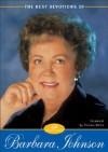 The Best Devotions of Barbara Johnson - Barbara Johnson