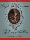 A Lady of His Own (Bastion Club Series) - Jill Tanner, Stephanie Laurens