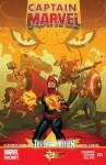 Captain Marvel #13 - Kelly Sue DeConnick, Scott Hepburn, Gerardo Sandoval, Jordie Bellaire, Andy Troy, Joe Quinones