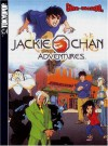 Jackie Chan Adventures, Volume 1: Enter the Dark Hand - Duane Capizzi, John Rogers