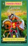 Lioness Rampant: Song of the Lioness #4 (Audio) - Tamora Pierce, Trini Alvarado