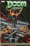 Doom 2099: The Complete Collection by Warren Ellis - Warren Ellis, John Francis Moore, Pat Broderick, David Klein, John Royle, Steve Pugh, Ashley Wood, John Buscema