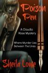 Poison Pen (Forensic Handwriting Mysteries) - Sheila Lowe, Lynn Stanzione