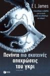 Fifty Shades Darker - Greek Edition (Peninta pio skoteines apohrosis tou Gkri) - E.L. James