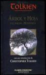 Árbol y Hoja y el poema Mitopoeia - J.R.R. Tolkien