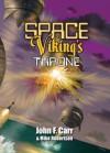 Space Viking's Throne - Mike Robertson, John F. Carr