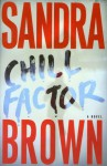 Chill Factor (Doubleday Large Print Home) - Sandra Brown