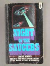 Night Of The Saucers - Eando Binder
