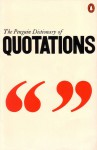 The Penguin Dictionary of Quotations - J.M. Cohen, M.J. Cohen