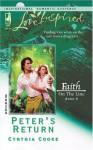 Peter's Return - Cynthia Cooke