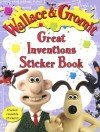 Wallace & Gromit Great Inventions Sticker Book - Honor Head