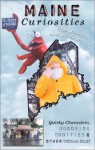 Maine Curiosities: Quirky Characters, Roadside Oddities, and Other Offbeat Stuff - Tim Sample, Steve (Stephen) D. Bither