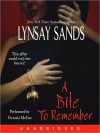 A Bite to Remember - Lynsay Sands, Victoria McGee