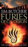 Furies of Calderon (The Codex Alera, #1) - Jim Butcher