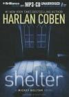 Shelter (Micky Bolitar, #1) - Nick Podehl, Harlan Coben