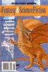 Fantasy & Science Fiction, August 2003 - Gordon Van Gelder, Pat Murphy, John Langan, M. Rickert, Harvey Jacobs, Scott Bradfield, Benjamin Rosenbaum, Robin Aurelian