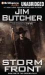 Storm Front - James Marsters, Jim Butcher