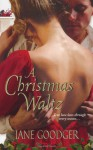 A Christmas Waltz - Jane Goodger