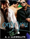 Only You - A.J. Llewellyn