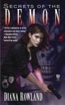 Secrets of the Demon - Diana Rowland