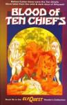 ElfQuest Blood of Ten Chiefs (Elfquest Reader's Collection, #9b) - Richard Pini, Brandon McKinney, Terry Collins