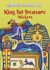 Shiny King Tut Treasure Stickers - Patricia Wynne