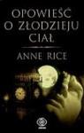 Opowieść o złodzieju ciał - Anne Rice