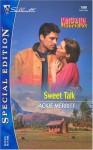 Sweet Talk (Montana Mavericks: The Kingsleys) - Jackie Merritt