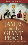 James and the Giant Peach: A Children's Story - Roald Dahl