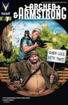 Archer & Armstrong (2012- ) #7 (Archer & Armstrong - Fred Van Lente, Emanuela Lupacchino, Guillermo Ortego