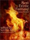 Best Erotic Fantasy - Cecilia Tan