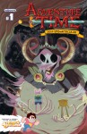 Adventure Time: 2013 SpOooktacular Issue #1 - Jones Wiedle, Bryce Carlson, Jay Hosler, Kevin Church, Frazer Irving, Jen Vaughn