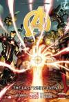 Avengers, Vol. 2: The Last White Event - Jonathan Hickman, Dustin Weaver, Mike Deodato Jr.