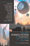 The Best Science Fiction and Fantasy of the Year: 3 - Jonathan Strahan
