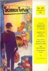 Science Fantasy, August 1960 - John Carnell, John Brunner, J.T. McIntosh, Thomas Burnett Swann