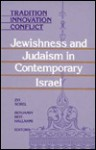 Tradition, Innovation, Conflict: Jewishness And Judaism In Contemporary Israel - Zvi Sobel