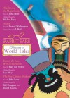 Rabbit Ears Treasury of World Tales: Volume One: Aladdin, Anansi, East of the Sun/West of the Moon, The Five Chinese Brothers - Rabbit Ears, Listening Library, Max Von Sydow, Denzel Washington, John Lone