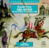 King Arthur and the Knights of the Round Table (Junior Classics) (Classic Literature With Classical Music. Junior Classics) - Benedict Flynn, Katie Flynn, Sean Bean