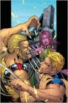 Exiles Vol. 10: Age of Apocalypse (X-Men) - Tony Bedard, Jim Calafiore, Mizuki Sakakibara