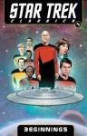 Star Trek Classics, Vol. 4: Beginnings - Mike Carlin, Pablo Marcos, Bill Sienkiewicz