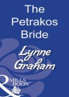 The Petrakos Bride (Mills & Boon Modern) - Lynne Graham