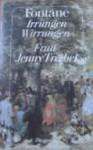 Irrungen Wirrungen / Frau Jenny Treibel - Theodor Fontane, Hans-Heinrich Reuter, Otto Brahm