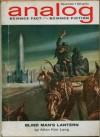 Analog Science Fiction and Fact, 1962 December (Volume LXX, No. 4) - John W. Campbell Jr., H. Beam Piper, Allen Kim Lang, Mack Reynolds, Tom Godwin, Alfred Pfanstiehl