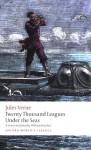 The Extraordinary Journeys: Twenty Thousand Leagues Under the Sea (Oxford World's Classics) - Jules Verne