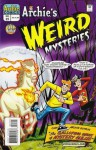 Archie's Weird Mysteries #23 - Paul Castiglia, Fernando Ruiz, Rich Koslowski, Vickie Williams, John Costanza, Stephanie Vozzo, Victor Gorelick, Richard Goldwater