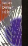 Czerwony notatnik - Paul Auster