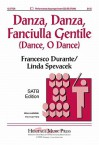 Danza, Danza, Fanciulla Gentile: Dance, O Dance - Francesco Durante, Linda Spevacek